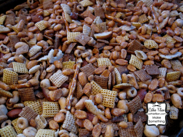 Cathie Filian: Classic Snack: Chex Party Mix