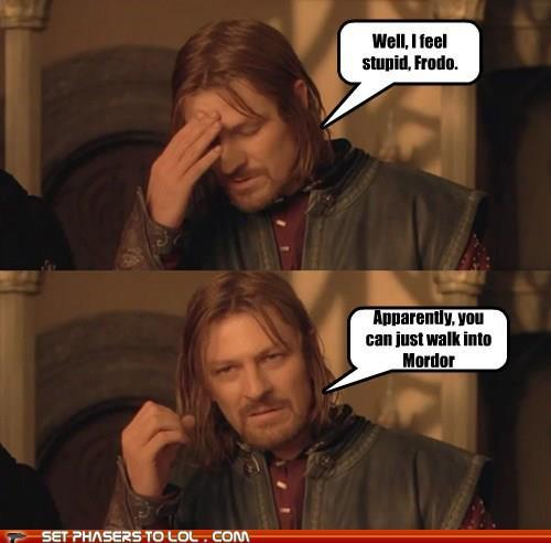 Best Boromir Memes Ever! ~ Sean Bean Fans