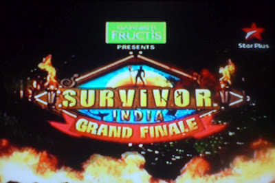 Grand Finale of Survivor India
