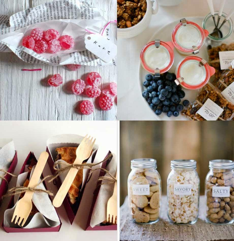 DIY Wedding Party Favors Unique Ideas Pictures hd