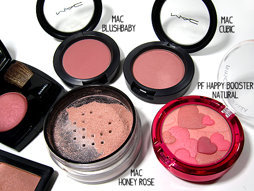The Natural Pink Blushes in my Current Rotation! - Blog beauty ...