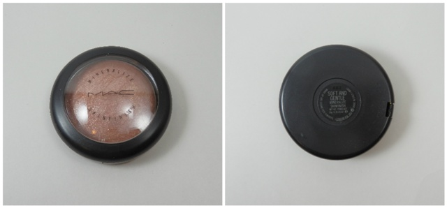 MAC Mineralized Skin Finish Soft and Gentle Highlighter