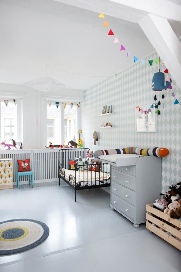 rafa kids room make over with ferm living. Black Bedroom Furniture Sets. Home Design Ideas
