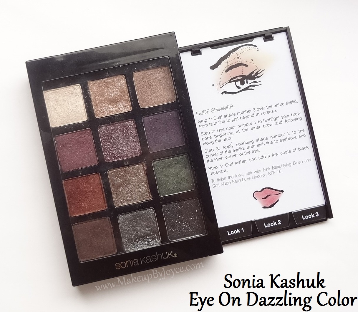 ❤ MakeupByJoyce ❤** !: Swatches + Review: Sonia Kashuk ...
