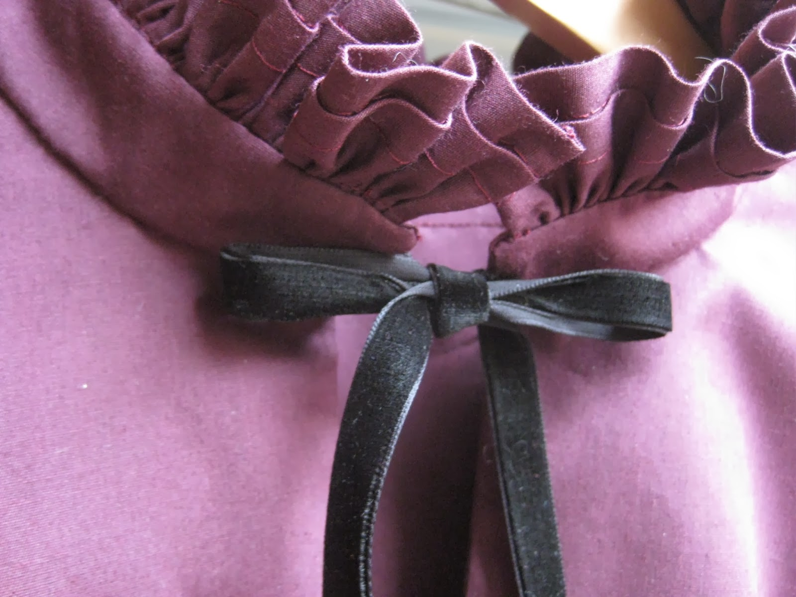 Simplicity 4059 Shirt A Collar Detail