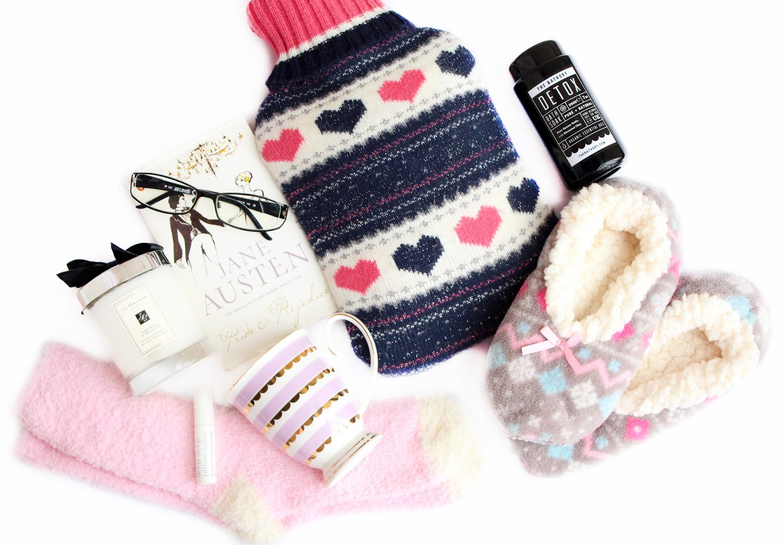 Cosy Winter Night Essentials