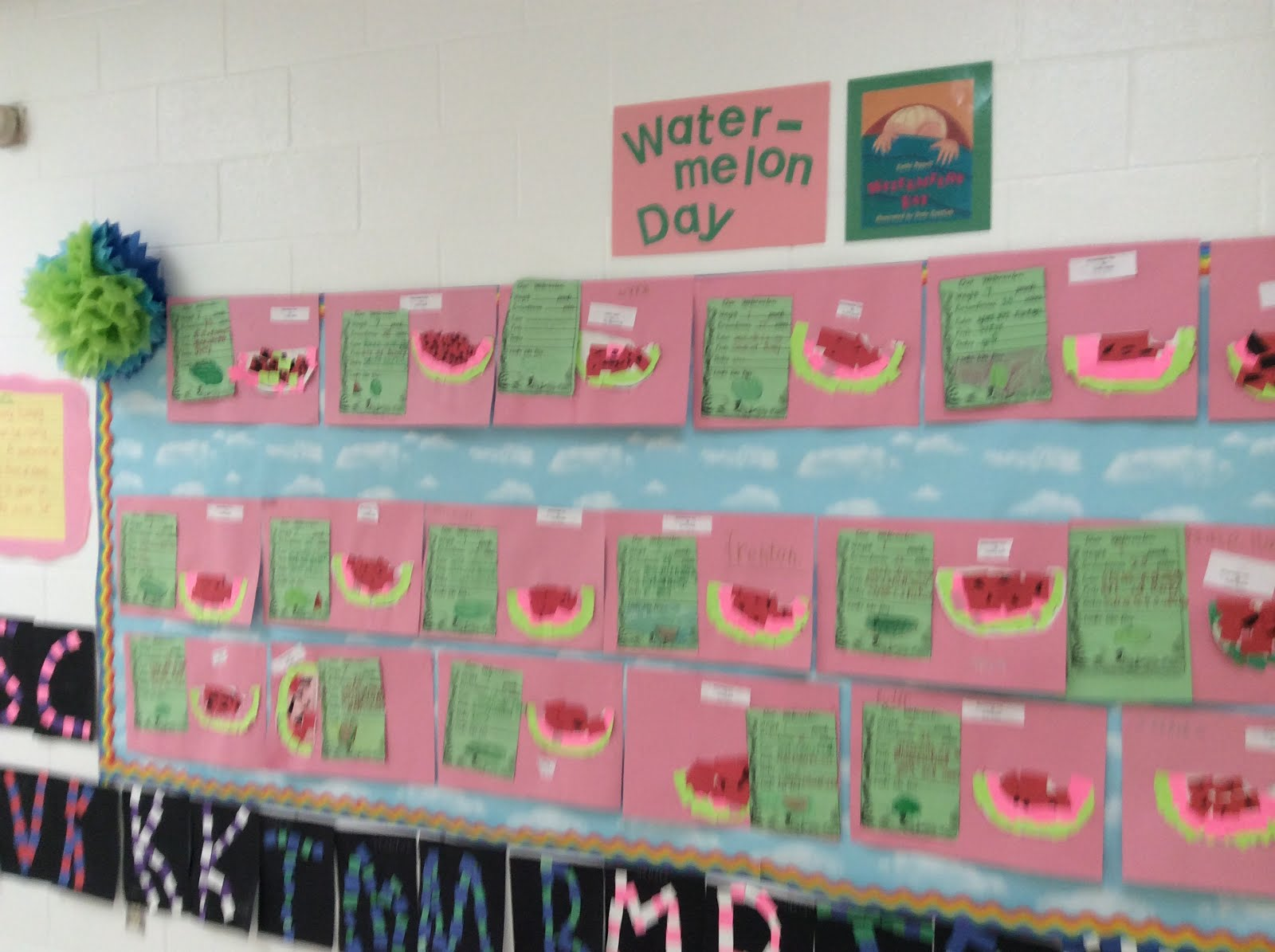 Watermelon Hallway
