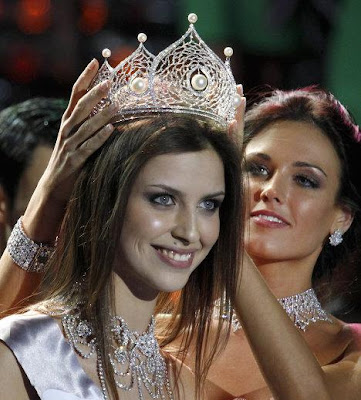 Miss Russia Universe 2011,Miss Russia World 2011
