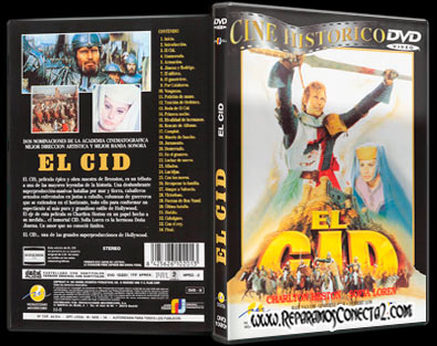 El Cid [1961] Descargar y Online V.O.S.E, Español Megaupload y Megavideo 1 Link