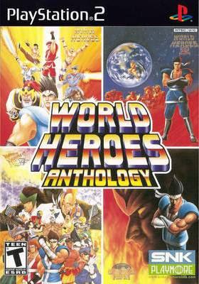 World Heroes Anthology (PS2) 2008