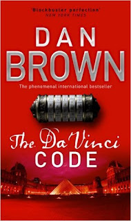 Dan BRown, Book, Book Review, The da Vinci Code,