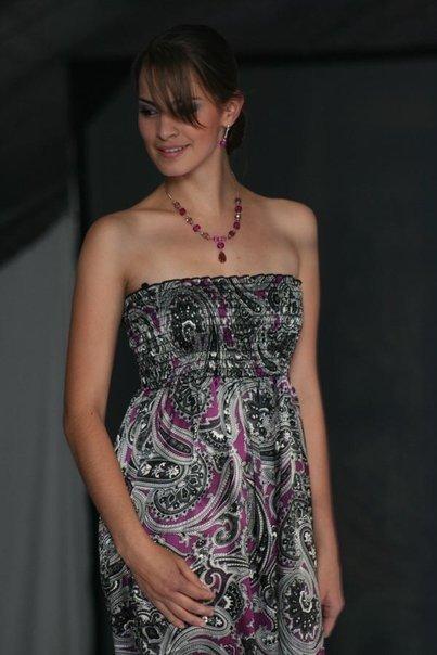 Look Cyzone 2008,laura godoy