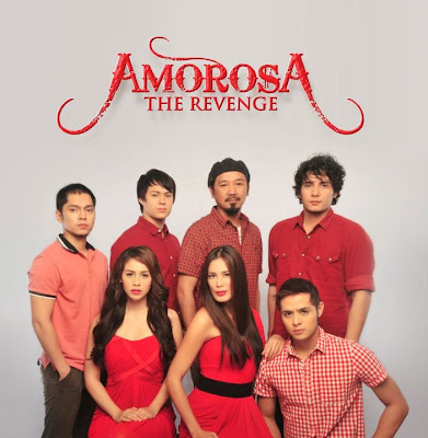 Amorosa: The Revenge Cast and Director