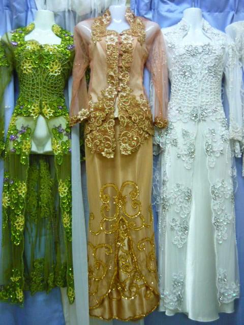 Foto Model Baju Kebaya Pengantin