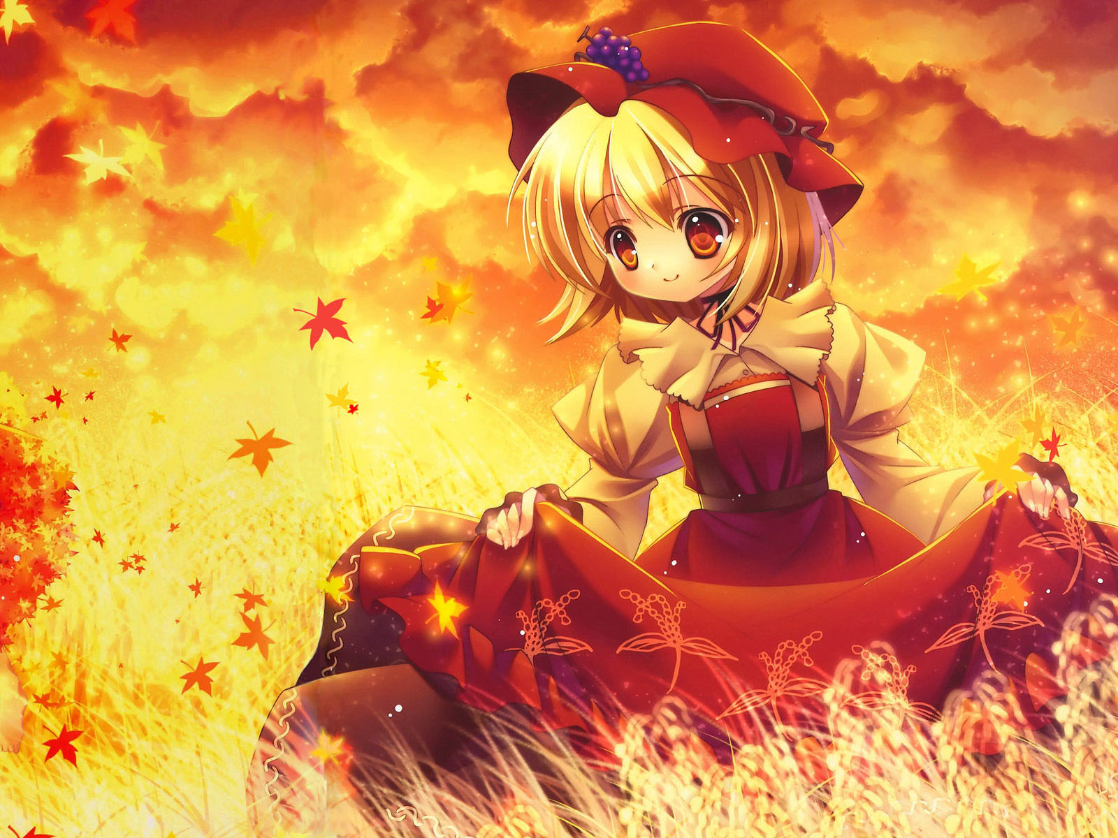 Best Wallpapers Collection: Best Anime girls Wallpapers