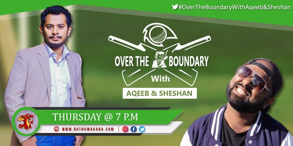 Over The Boundary - Podcast