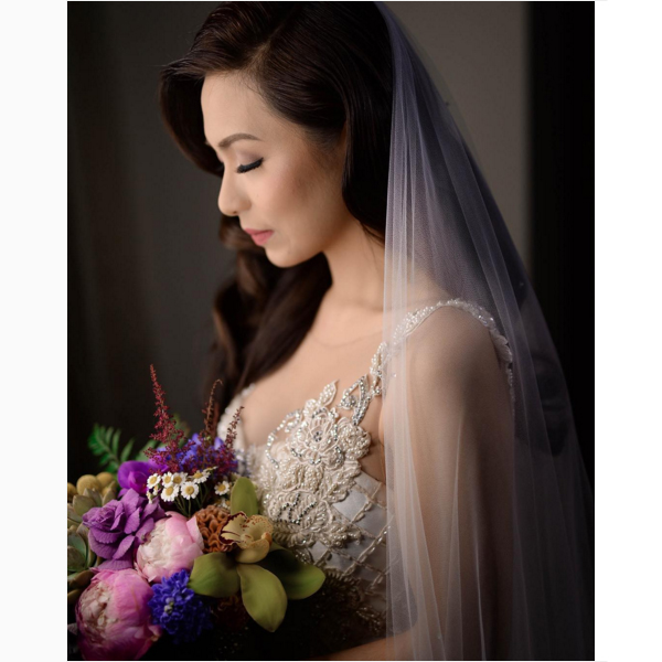 Photos: Regine Angeles gets married