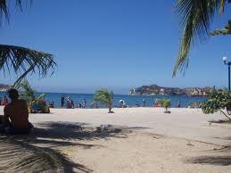 Santa Marta playa asombrosa de Colombia