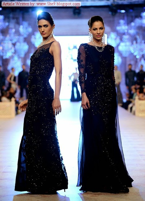HSY Latest Bridal Collection at PFDC