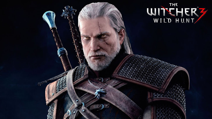 the witcher 3 wild hunt game geralt