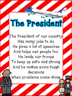 kindergarten poems for presidental election | just b.CAUSE