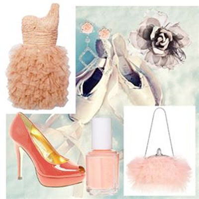 Ted Baker coral wedding shoes