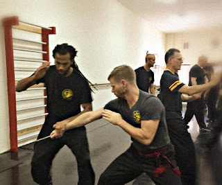 ying jow pai knife defense workshop