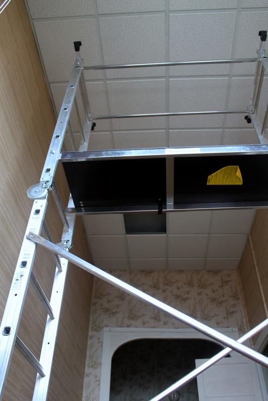 Canut r novation faux plafond for Renovation canut