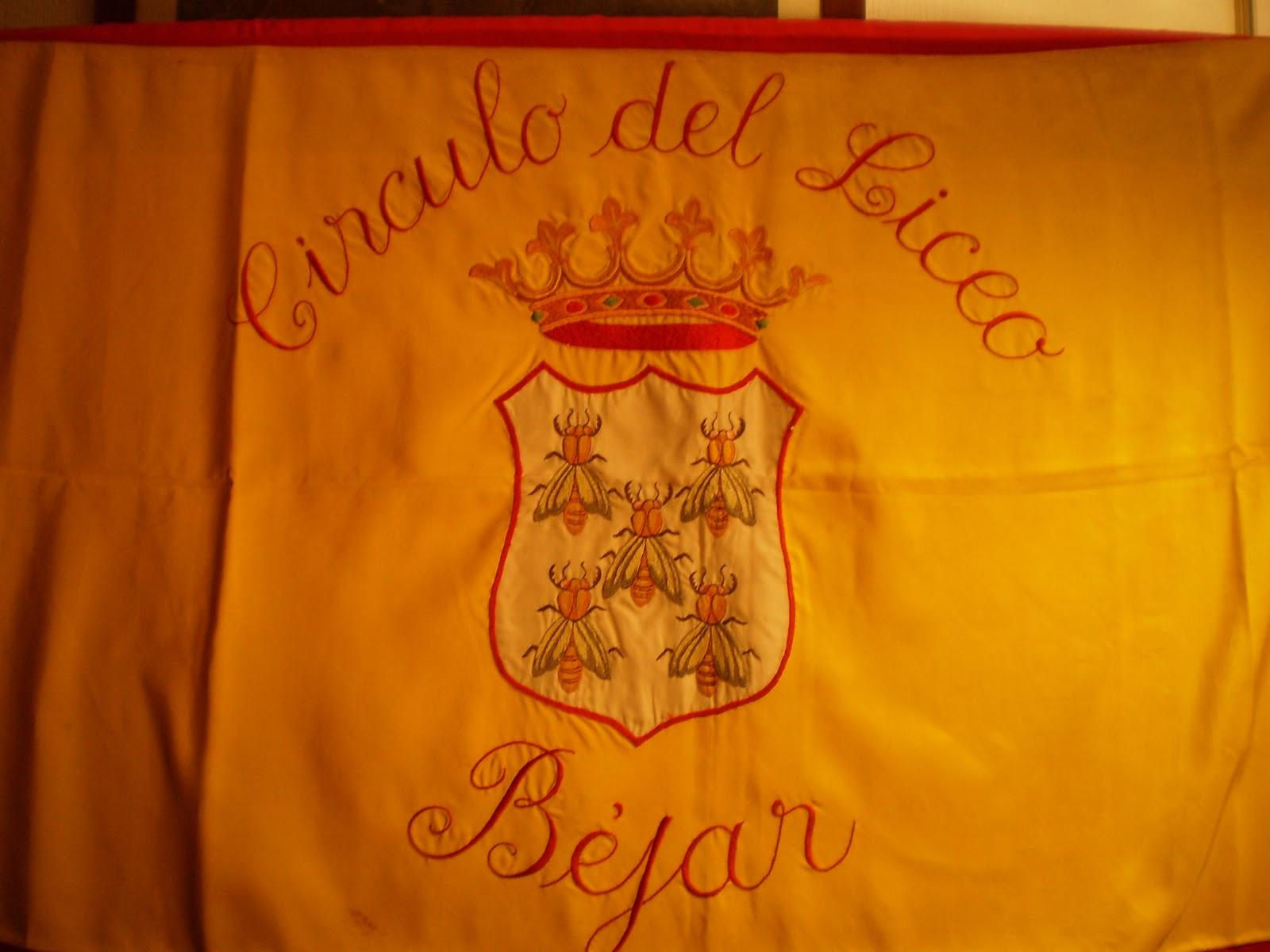 Bandera del Circulo del Liceo