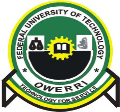 FUTO Direct Entry Form 2015