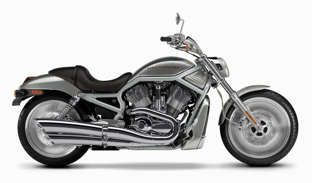 Harley-Davidson V-Rod VRSC Workshop Service Repair Manual 2002