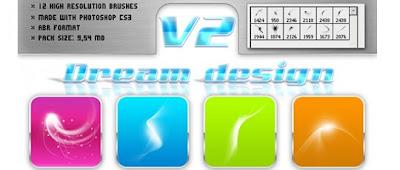 فرش فوتوشوب زهور و ورود مزخرفة الجزء الثانى dream design v2 Arab-Design