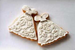 Bridal Cookies!