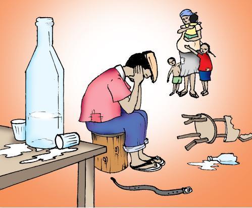 Codificação de alcoolismo Voronezh