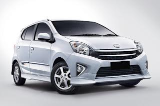 Toyota Agya TRD-S