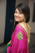Priyanka Gorgeous Photos in Saree-thumbnail-14