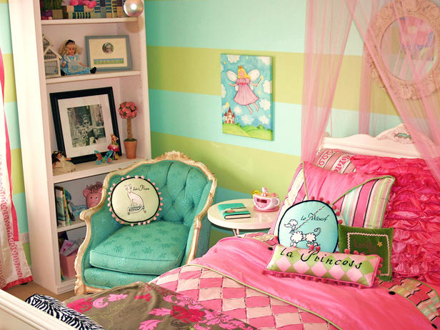 Teenage Girls Paris Bedroom Ideas