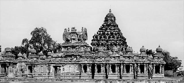 Kailasanatha of Kanchipuram