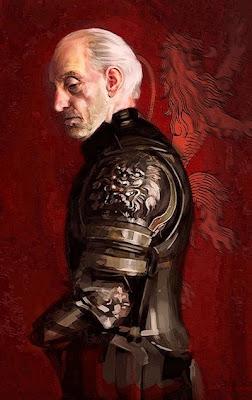 Tywin Lannister el rugido del león