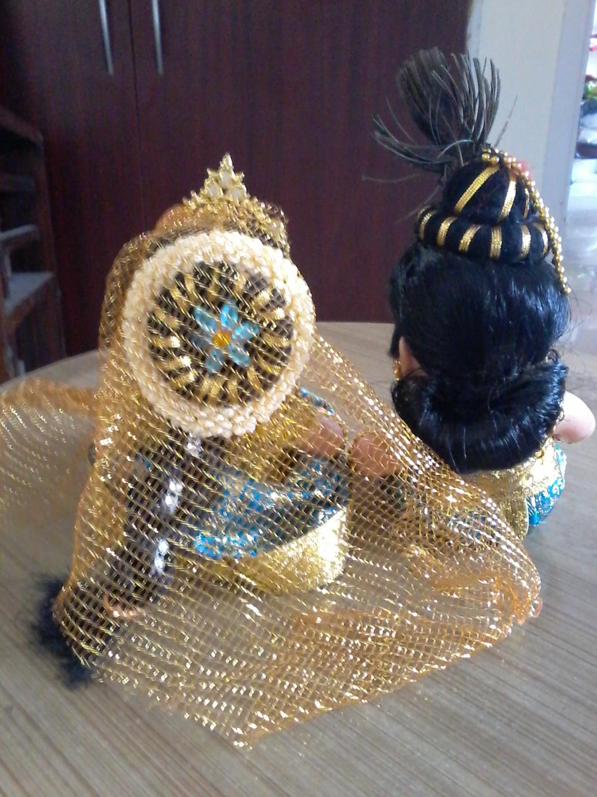 One Stop For Indian Handicrafts Radhe Krishna Dolls