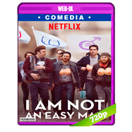 No soy un hombre fácil (2018) WEB-DL 720p Audio Dual Latino-Frances