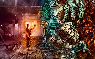 Digital creative HD Fantasy art