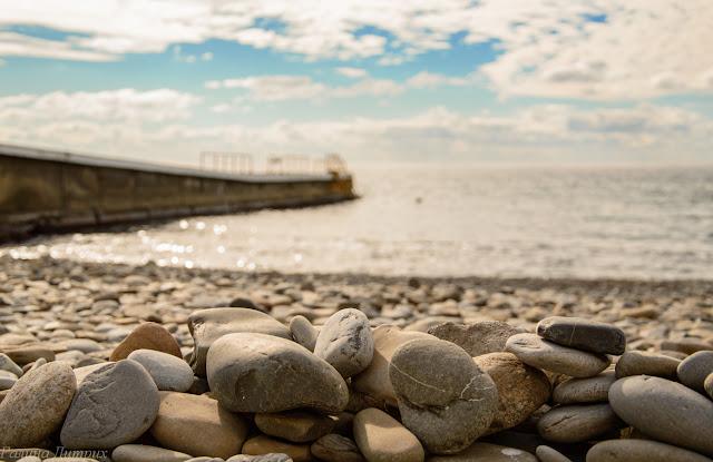 пляж Сочи фото