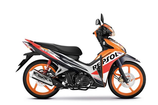 New Blade Repsol Fi Udin Taruna Motor Bisa Cash Bisa Kredit