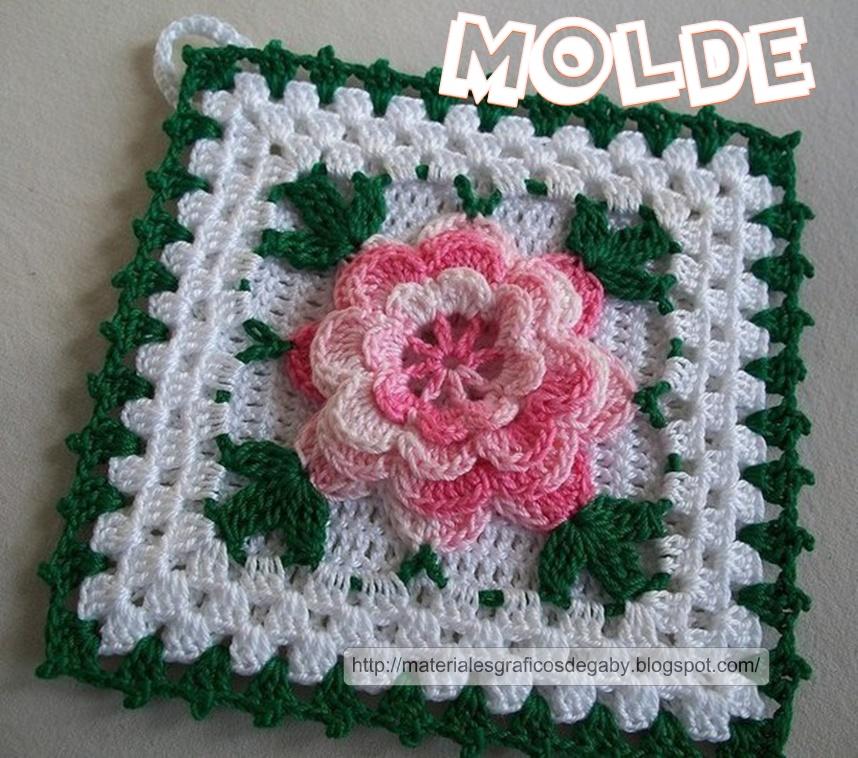 Excepcional Patrón De Crochet Para Paños De Cocina Embellecimiento ...