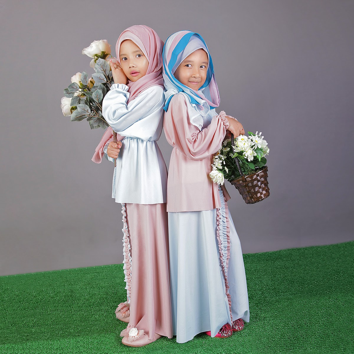 Cute And Amazing Hijab Styles For Kids