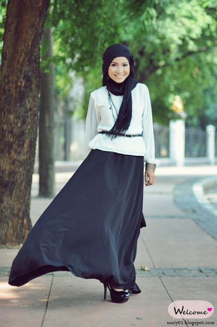 Welcome Style Inspirations Hijab Street Style