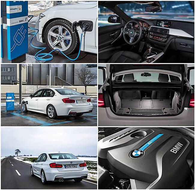 2016 BMW 3 Series 330e Plug-in-Hybrid Attractive Price