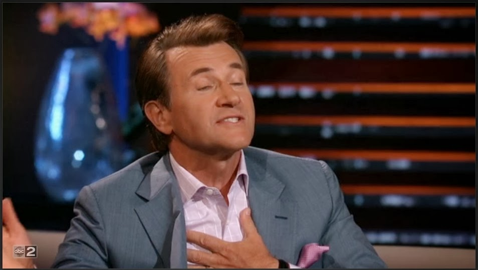 shark tank robert herjavec blog