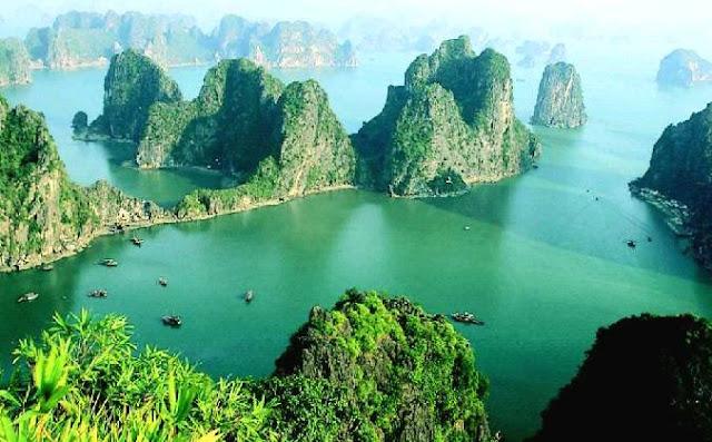 Las nuevas Siete Maravillas Naturales del Mundo Bah%25C3%25ADa+de+Ha+Long